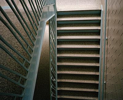 Schultreppenhaus - p4960059 von Stacy Morrison