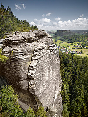 Elbe Sandstone Mountains - p9260059 by C. Müller