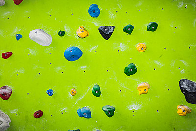 Climbing wall - p930m1083664 by Ignatio Bravo
