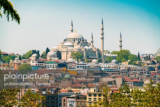 Süleymaniye-Moschee - p1332m1502663 von Tamboly