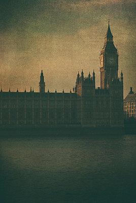 Big Ben - p794m948455 von Mohamad Itani