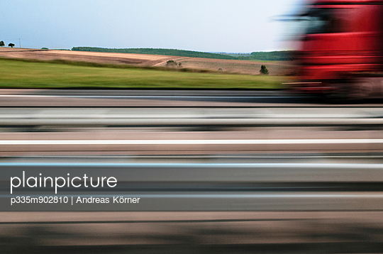 Blurred motion - p335m902810 by Andreas Körner