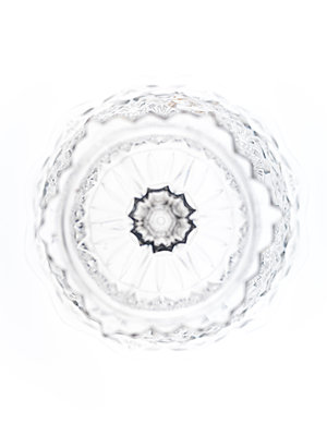 Crystal glass vase - p401m2168800 by Frank Baquet