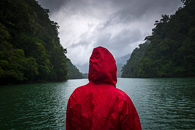 Ba Be lake in Bac Kan Province - p934m1022129 by Sebastien Loffler