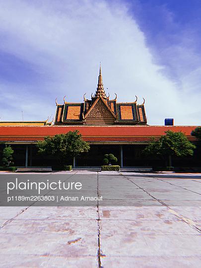 Cambodia, Siem Reap, Royal palace - p1189m2263803 by Adnan Arnaout