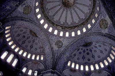 Blaue Moschee - p277m883375 von Dieter Reichelt