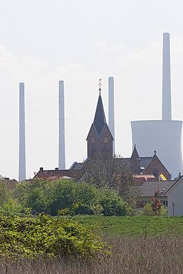 Kraftwerk Staudinger - p4170159 von Pat Meise