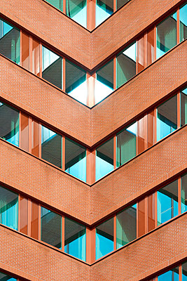 Office building facade  - p587m1155090 by Spitta + Hellwig