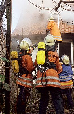 Feuerwehreinsatz - p0460608 von Hexx