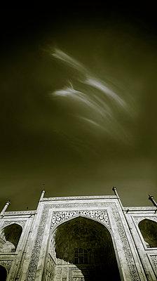 Taj Mahal - p1038m902174 von BlueHouseProject
