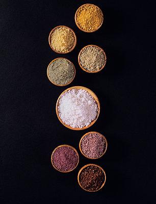 Marine salt - p8850273 by Oliver Brenneisen