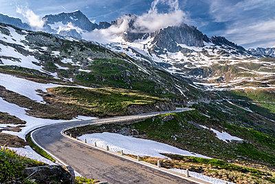 Switzerland, Canton of Uri, Urseren Valley, Furka pass - p300m2005364 by Stefan Schurr