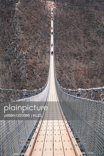Hängeseilbrücke - p958m1223385 von KL23