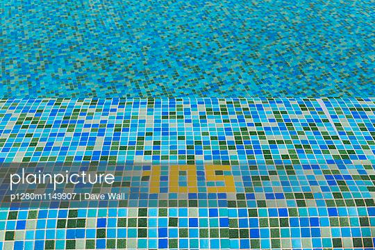 Mosaik - p1280m1149907 von Dave Wall