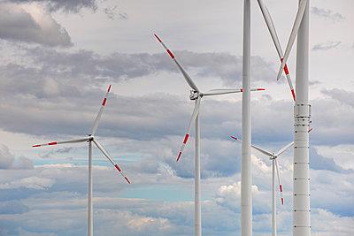 Windpark - p1099m1526262 von Sabine Vielmo