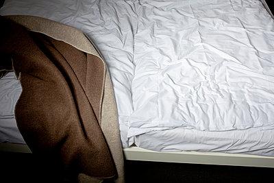 Bett - p9300154 von Phillip Gätz