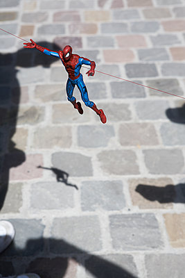 Spiderman - p1499m2013708 by Marion Barat