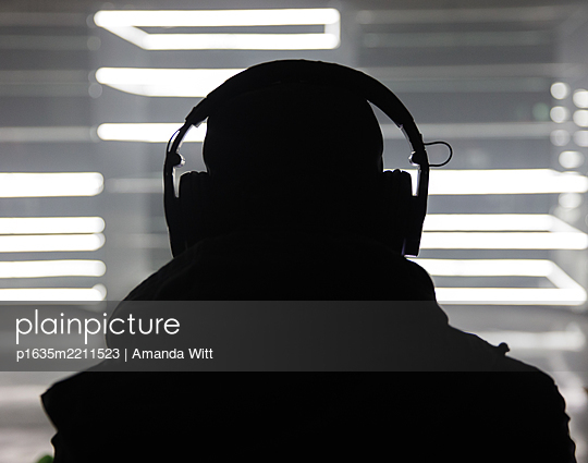 Headphones - p1635m2211523 by Amanda Witt