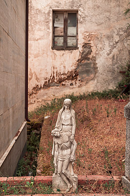 Statue of Saint - p947m2119451 by Cristopher Civitillo