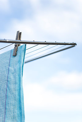 Laundry Rack - p441m1092653 by Maria Dorner