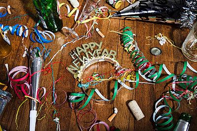 Reste der Party - p1094m890287 von Patrick Strattner
