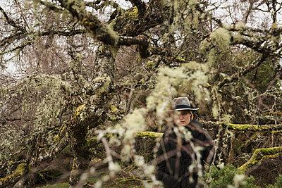 In the garden - p1477m2038880 by rainandsalt