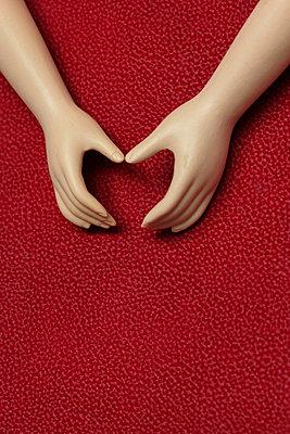 Herz formen - p450m1010381 von Hanka Steidle