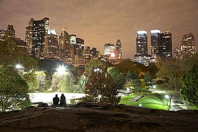 Central Park - p1294m1201544 von Sabine Bungert