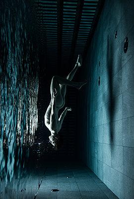 Diving - p1139m2022097 by Julien Benhamou