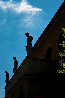 Lenbachhaus-Museum in München - p728m2082809 von Peter Nitsch