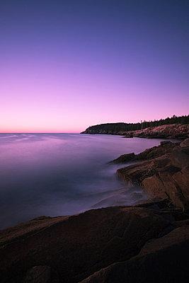 Otter Cliffs - p3300509 von Harald Braun