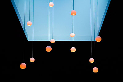 Kugellampen - p8450003 von Robert DiScalfani
