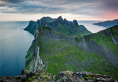 View of fjords - p312m1210912 by Stefan Isaksson