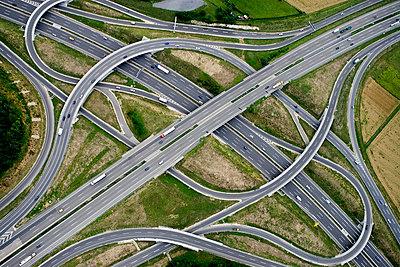 Motorway crossing - p3560082 by Stephan Zirwes