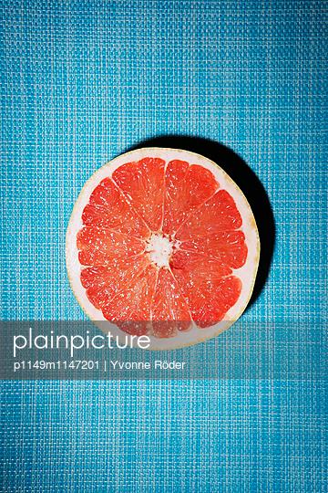 Grapefruit - p1149m1147201 von Yvonne Röder