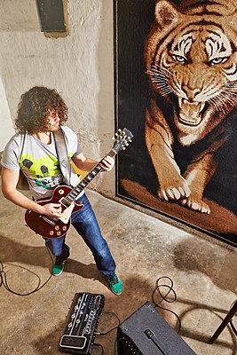 Musiker - p1272m1133615 von Steffen Scheyhing