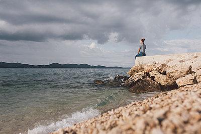 Strand - p1358m1526083 von Nolting