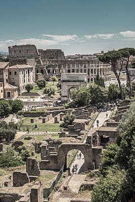 Forum Romanum - p1275m1172075 von cgimanufaktur