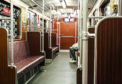 Berlin Bahnmann - p1263m1064697 von Tomas Engel