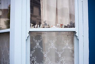 Dekoration, Katzen  - p1405m2099668 von jacquelinemccullough