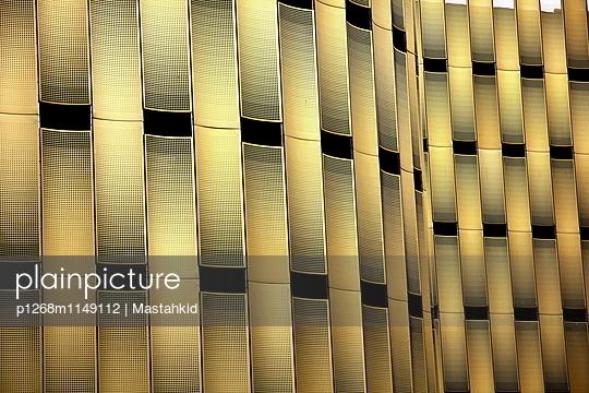 Fassade - p1268m1149112 von Mastahkid