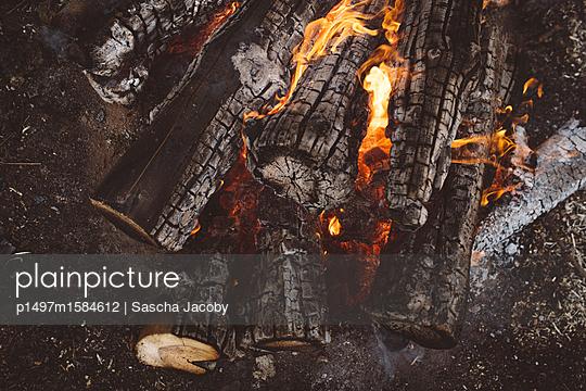 Lagerfeuer - p1497m1584612 von Sascha Jacoby