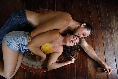 Romantische Momente - p045m2125894 von Jasmin Sander