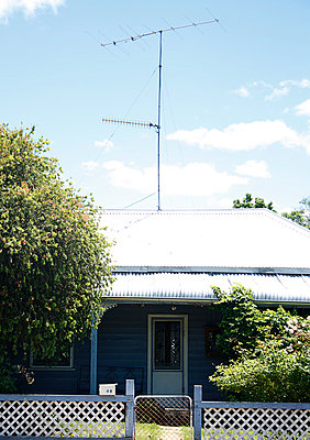 Television antenna - p0090452 by Erwin