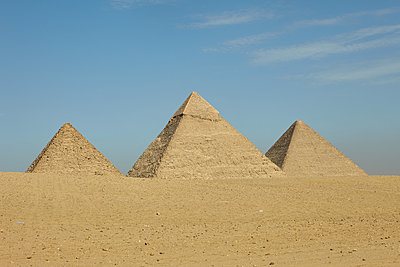 Giza Pyramids - p1010m2277841 by timokerber
