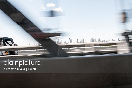 Blick auf Manhattan - p171m1143484 von Rolau