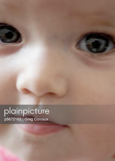 Freundliches Baby - p5672163 von Greg Conraux
