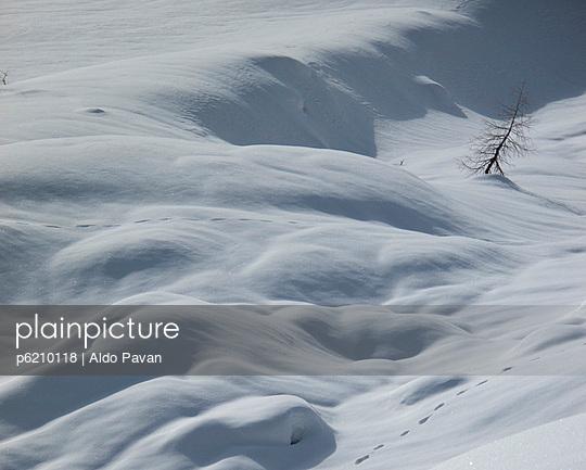Schnee - p6210118 von Aldo Pavan