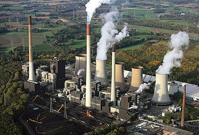 Kohlekraftwerk Scholven - p1016m2045213 von Jochen Knobloch