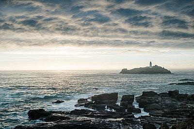 Godrevy Lighthouse - p1326m1191334 von kemai